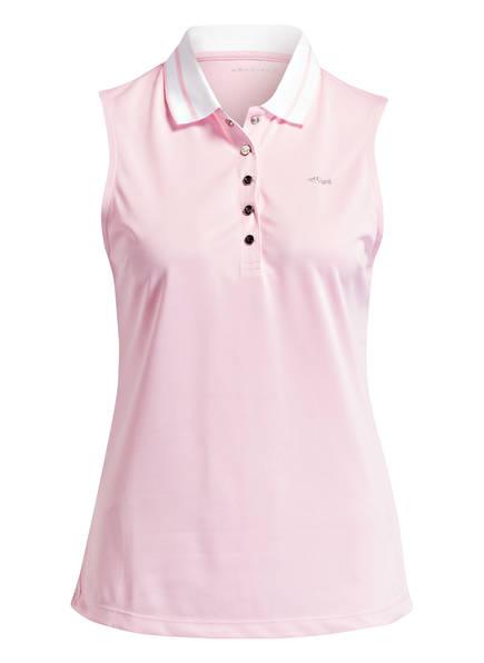 RÖHNISCH Piqué-Poloshirt PIM, Farbe: ROSA (Bild 1)