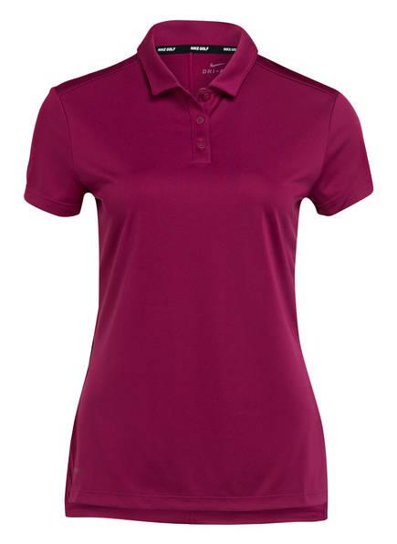 Nike Funktions-Poloshirt DRI-FIT, Farbe: BEERE (Bild 1)