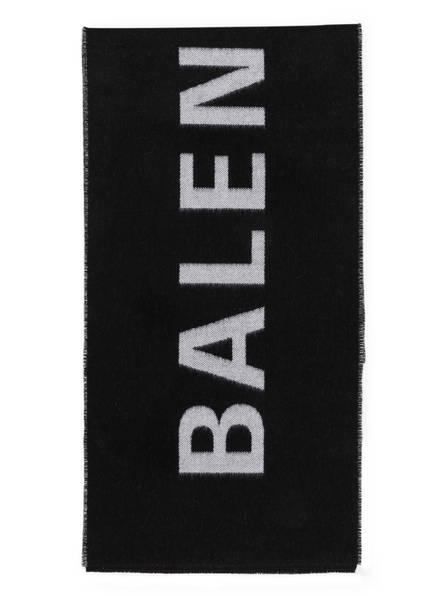 BALENCIAGA Schal, Farbe: SCHWARZ (Bild 1)