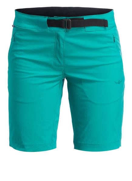 KAIKKIALLA Outdoor-Shorts VALMA, Farbe: GRÜN (Bild 1)