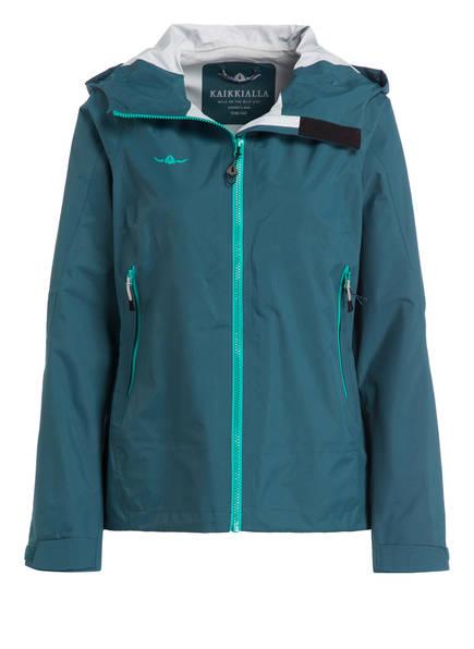 KAIKKIALLA Outdoor-Jacke VERNA 2,5L, Farbe: PETROL (Bild 1)
