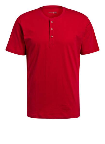 SCHIESSER Schlafshirt, Farbe: ROT (Bild 1)