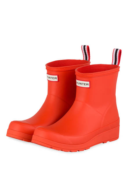 HUNTER Gummi-Boots ORIGINAL PLAY, Farbe: ORANGE (Bild 1)
