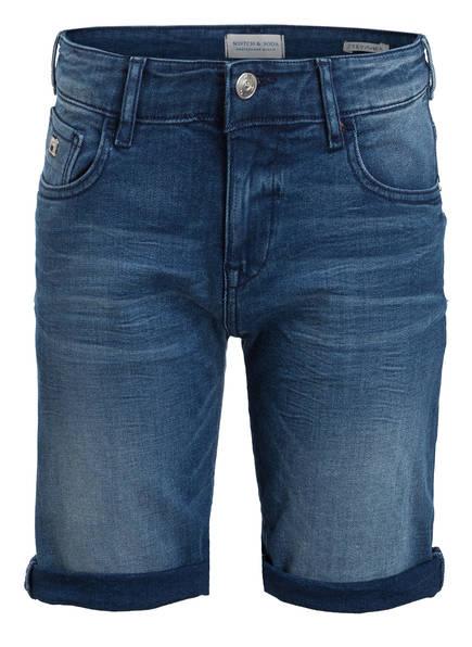 SCOTCH SHRUNK Jeans-Shorts, Farbe: MEET UP BLUE (Bild 1)