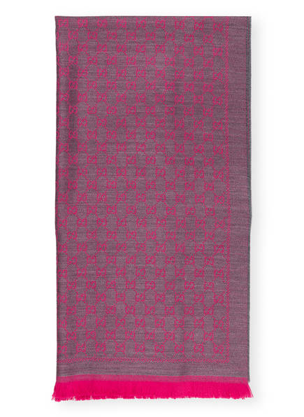 GUCCI Schal, Farbe: 1372 FLANELL PINK (Bild 1)