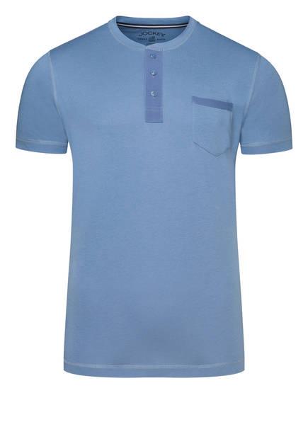 JOCKEY Lounge-Shirt, Farbe: BLAU (Bild 1)