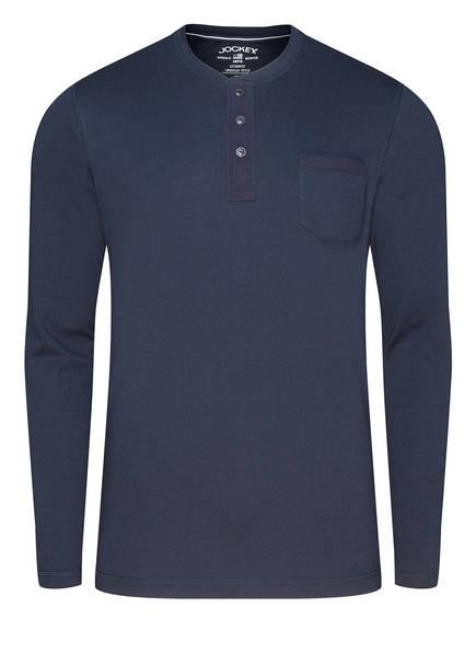 JOCKEY Schlafshirt, Farbe: NAVY (Bild 1)