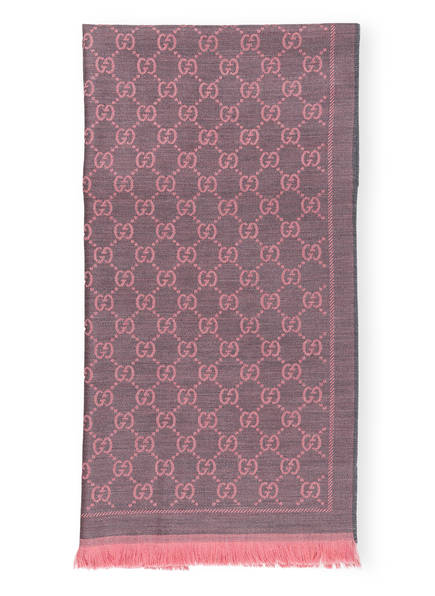 GUCCI Schal GG SUPREME, Farbe: LIGHT PINK (Bild 1)