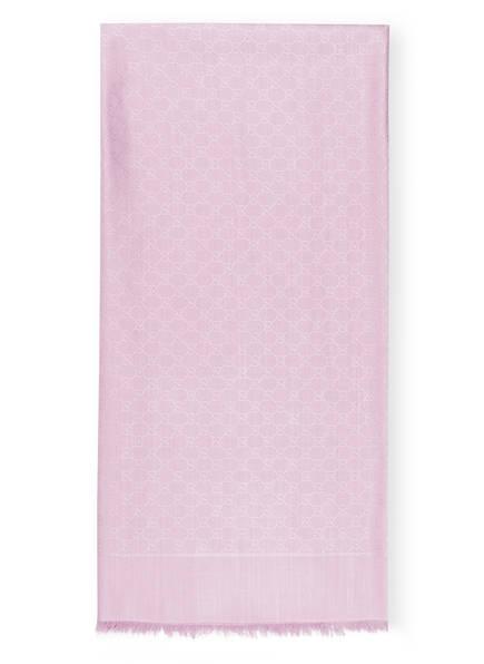 GUCCI Tuch, Farbe: ROSA (Bild 1)