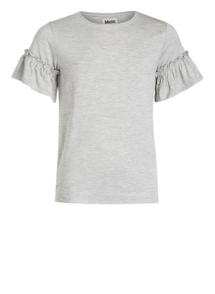 molo T-Shirt ROSARJA, Farbe: GRAU MELIERT (Bild 1)