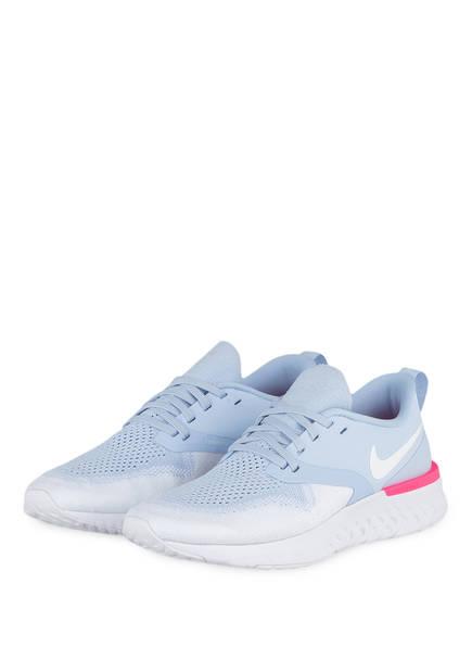 Nike Laufschuhe ODYSSEY REACT FLYKNIT 2, Farbe: HELLBLAU (Bild 1)