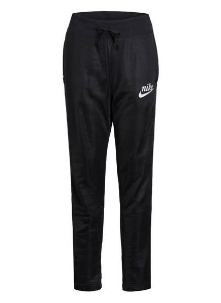 Nike Sweatpants, Farbe: SCHWARZ/ CREME  (Bild 1)