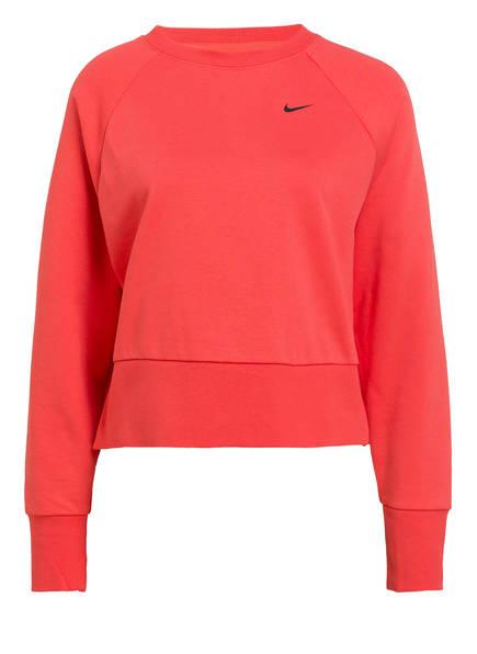 Nike Sweatshirt DRI-FIT, Farbe: ROT (Bild 1)
