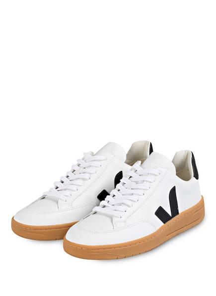 VEJA Sneaker V-12 , Farbe: WEISS/ SCHWARZ (Bild 1)