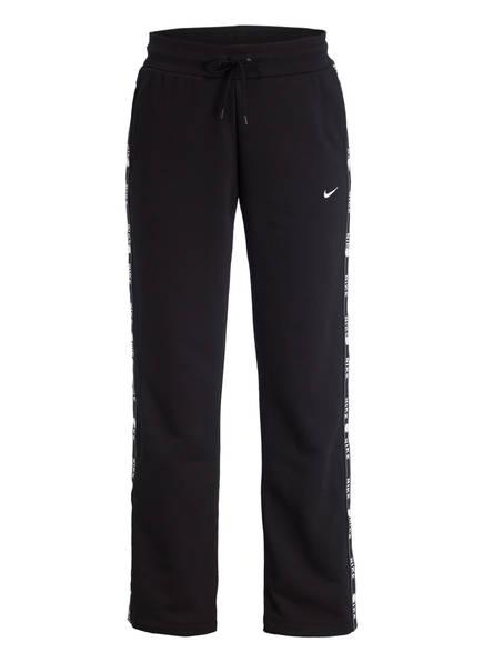 Nike Sweatpants LOGO TAPE POPPER, Farbe: SCHWARZ (Bild 1)