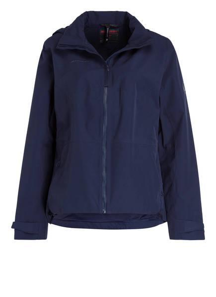 Mammut Outdoor-Jacke Trovat blau