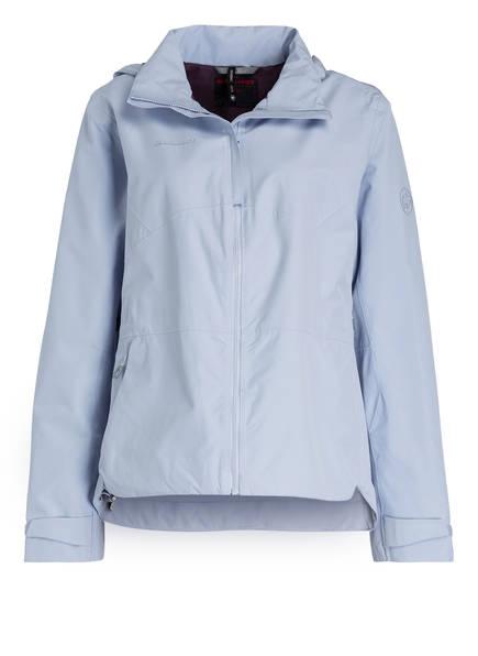 MAMMUT Outdoor-Jacke TROVAT, Farbe: HELLBLAU (Bild 1)
