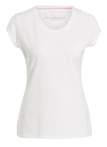 MAMMUT T-Shirt TROVAT, Farbe: WEISS (Bild 1)
