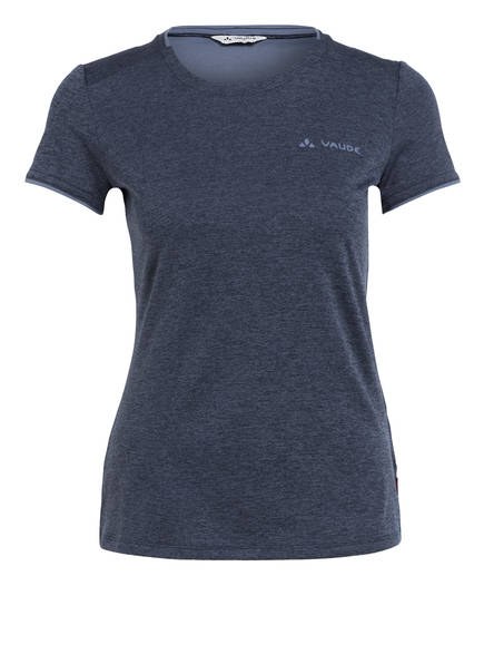VAUDE T-Shirt ESSENTIAL, Farbe: BLAUGRAU (Bild 1)