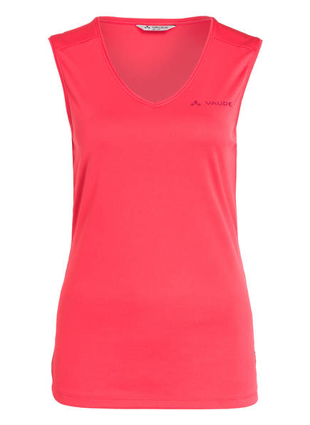 VAUDE Funktionsshirt ESSENTIAL Regular Fit, Farbe: PINK (Bild 1)