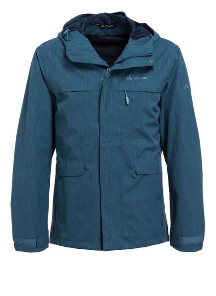 VAUDE Outdoor-Jacke ROSEMOOR, Farbe: PETROL MELIERT (Bild 1)