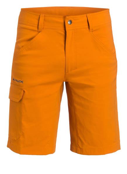 VAUDE Outdoor-Shorts SKARVAN II, Farbe: ORANGE (Bild 1)
