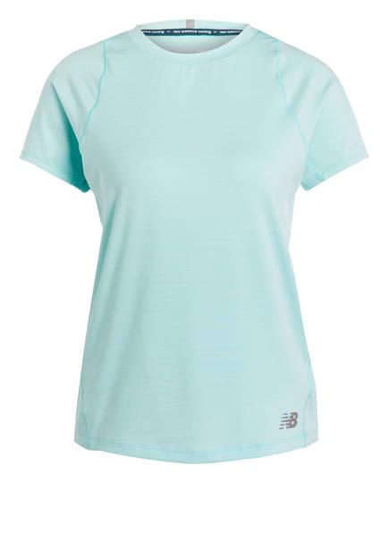 new balance T-Shirt SEASONLESS, Farbe: MINT (Bild 1)