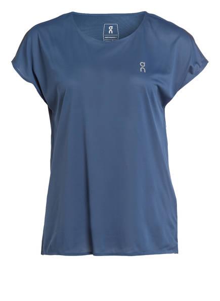 On Running T-Shirt PERFORMANCE-T, Farbe: NAVY (Bild 1)