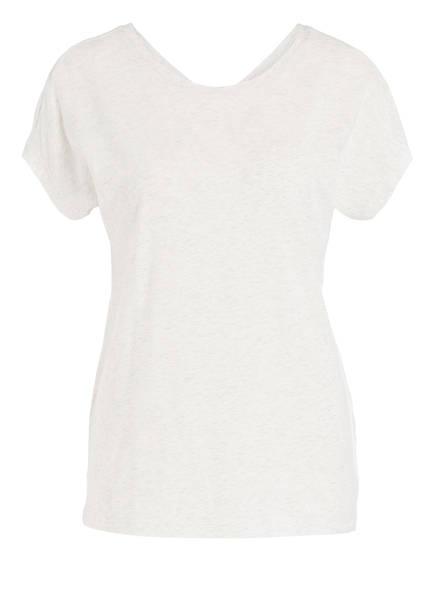 On Running T-Shirt COMFORT-T, Farbe: ECRU MELIERT (Bild 1)