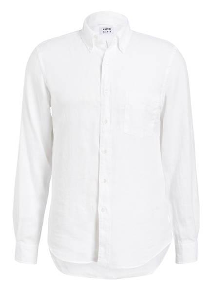 ASPESI Leinenhemd Slim Fit, Farbe: WEISS (Bild 1)
