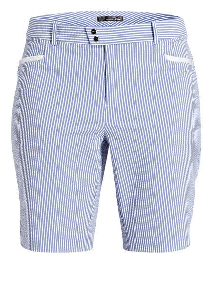 POLO GOLF RALPH LAUREN Shorts, Farbe: HELLBLAU/ WEISS GESTREIFT (Bild 1)
