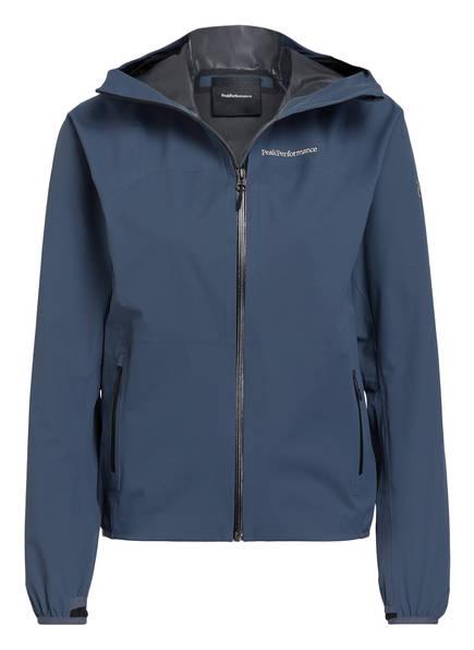 Peak Performance Outdoor-Jacke EASTLIGHT , Farbe: PETROL (Bild 1)