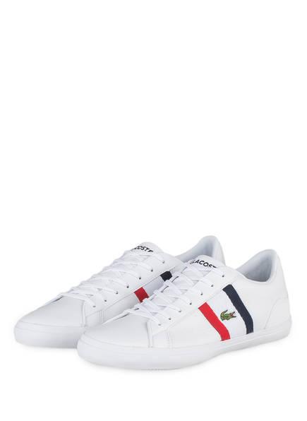 LACOSTE Sneaker LEROND 119 3 CMA, Farbe: WEISS (Bild 1)