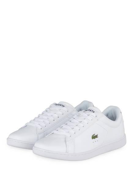 LACOSTE Sneaker CARNABY  , Farbe: WEISS (Bild 1)