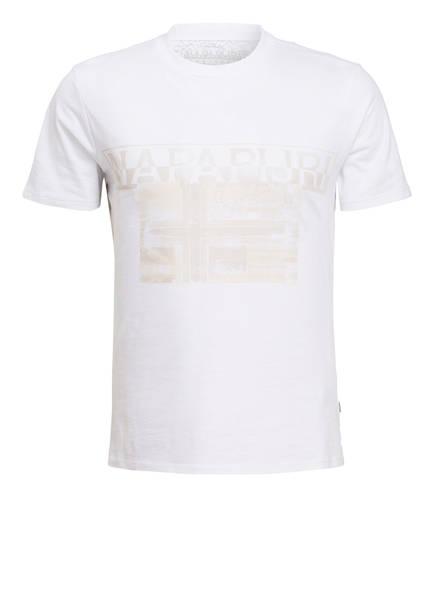 NAPAPIJRI T-Shirt SAWY, Farbe: WEISS (Bild 1)