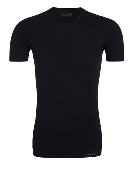FALKE Funktionswäsche-Shirt COOL, Farbe: SCHWARZ (Bild 1)
