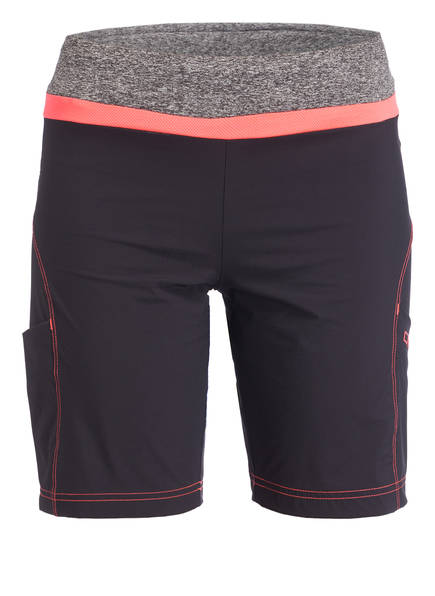 CMP Outdoor-Shorts LIGHT CLIMB, Farbe: ANTHRAZIT/ KORALLE (Bild 1)