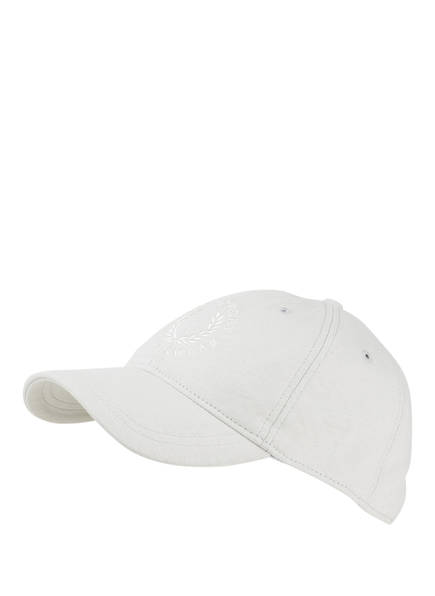 FRED PERRY Cap, Farbe: WEISS (Bild 1)