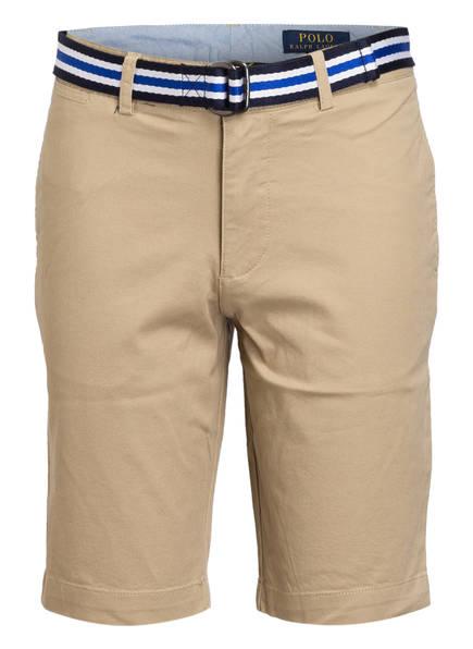 POLO RALPH LAUREN Chino-Shorts, Farbe: BEIGE (Bild 1)