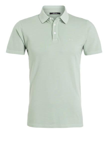 DENHAM Piqué-Poloshirt LUPO, Farbe: HELLGRÜN (Bild 1)