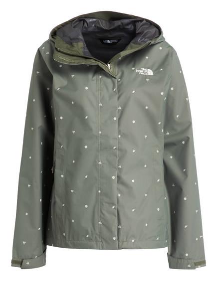 THE NORTH FACE Outdoor-Jacke PRINT VENTURE, Farbe: OLIV (Bild 1)
