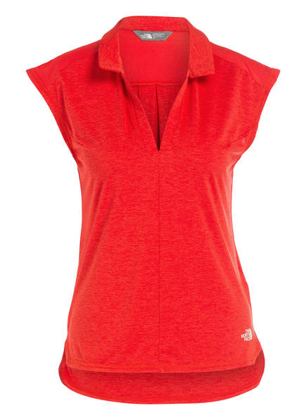 THE NORTH FACE T-Shirt INLUX, Farbe: ROT (Bild 1)