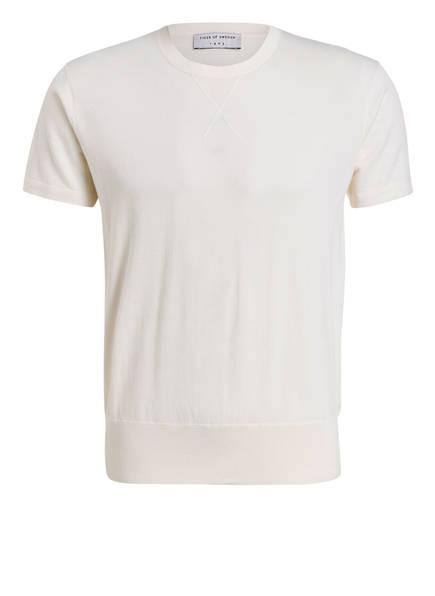 TIGER of Sweden Feinstrick-Shirt NOLAND, Farbe: WEISS (Bild 1)