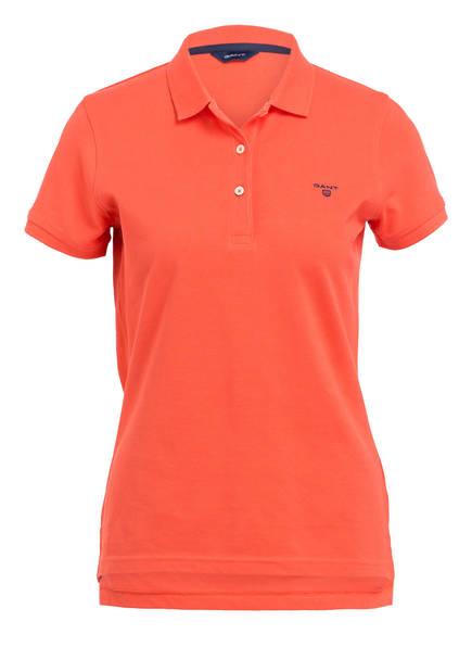 GANT Piqué-Poloshirt, Farbe: PINK (Bild 1)