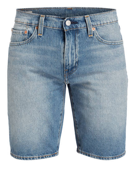 Levi's® Jeans-Shorts 511® Slim Fit, Farbe: 0091 COLLAGE AVE BLUE (Bild 1)