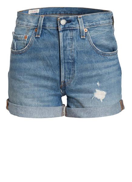 Levi's® Jeans-Shorts 501 , Farbe: MED INDIGO (Bild 1)