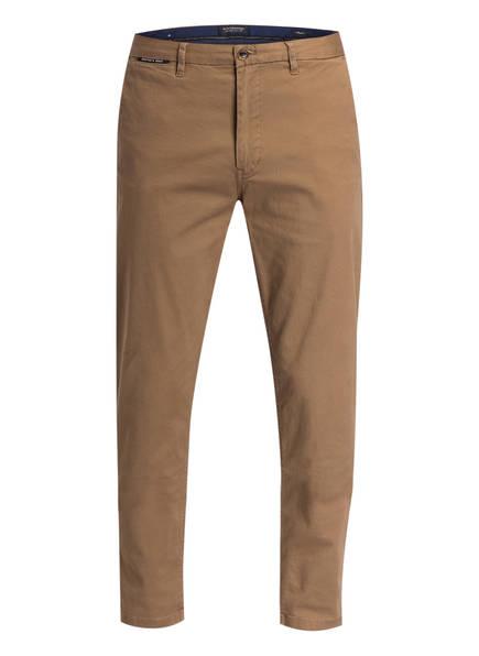 SCOTCH & SODA Chino STUART Regular Slim Fit , Farbe: HELLBRAUN (Bild 1)