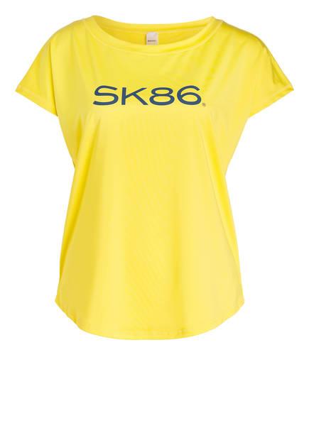 Skiny T-Shirt SK86, Farbe: GELB (Bild 1)