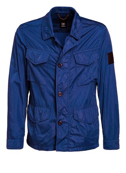 Strellson Fieldjacket blau