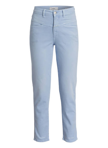 CLOSED Mom-Jeans PEDAL PUSHER, Farbe: OXFORD BLUE (Bild 1)